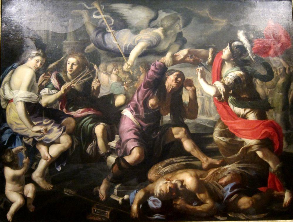 'Alexander_the_Great_and_the_Fates'_by_Bernardo_Mei,_Cincinnati_Art_Museum_compressed