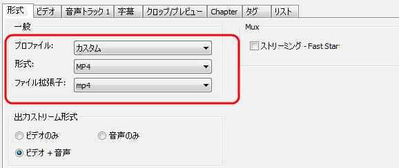 ロイロゲームレコーダ等で撮った動画(AVI)をMP4に変換するフリーソフト (コーデックのインストール不要) (5)