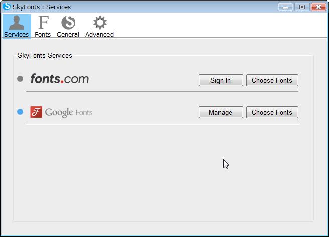 SkyFontsでGoogle Web FontsをPCにダウンロードして使う (5)