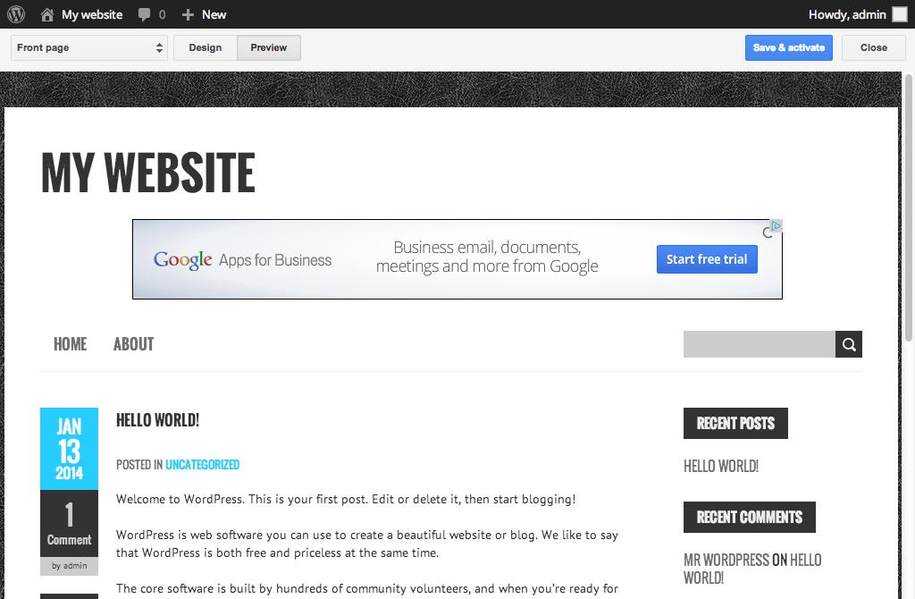 AdSenseが簡単に設置できるWordPressプラグイン Google Publisher Plugin(google公式) (3)