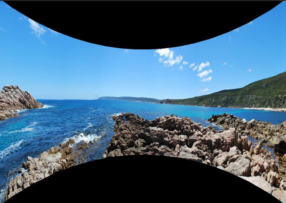 360度のパノラマ画像をスクリーンに写しだして表示しているかのように見せるテクニック 『Panoramic (pure CSS)』